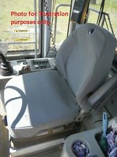 Tuffnuts canvas seat cover New Holland