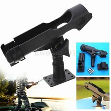 Adjustable Side Rail MountFishing Pole Rod Holder Tackle Racks for Kayak Boat