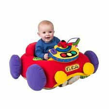 K's Kids Jumbo Go Go Go Red - baby activity car - lights n sounds - Brand New