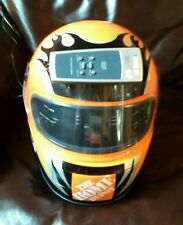Tony Stewart/Home Depot am/fm/cd helmet radio