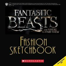 Fantastic Beasts and Where to Find Them: Coloring and Creativity Book: Creativit
