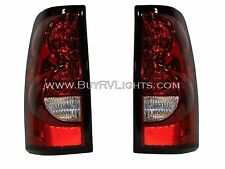MONACO SIGNATURE FORTRESS IV 2007 PAIR  TAIL LAMP LIGHT TAILLIGHTS REAR RV
