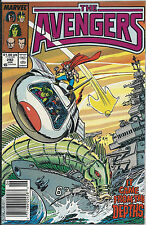 Avengers #292 Newsstand Edition (June 1988) VF Copper Age Marvel Comic ID#1893