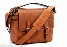 ONA Berlin II Leather Camera / Messenger Bag - Classic Handcrafted Premium Bag