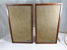 Vintage pair of 70's era ~  KLH model Twenty Four 24 Speakers