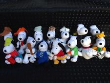 McDonald's Happy Meal Soft Plush Toy 2001 The Many Lives Of Snoopy
