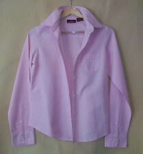 Jordache oxford shirt for women, size junior small(3/5)