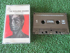 ROLLING STONES ** Tattoo You ** RARE & SCARCE Indonesia CASSETTE NO LP OR CD