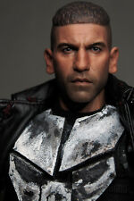 Custom 1/6 Scale Jon Bernthal Punisher Frank Castle Head Sculpt