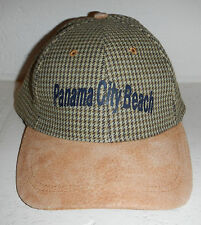Vintage Panama City Beach Florida FL Baseball Hat Cap by Nissun Cap