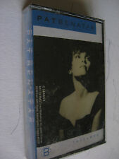 "SEALED PAT BENATAR ""TRUE LOVE"" CASSETTE ALBUM 10 TITLES"
