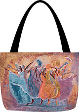 Tribute ~ African American Tapestry Tote Bag ~ by Laverne Ross