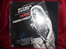The Rose (Original Soundtrack) Featuring Bette Midler (1979) SD 16010