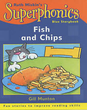 Fish and Chips (Superphonics),GOOD Book