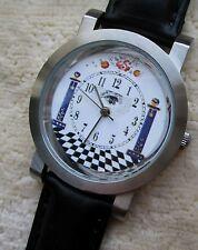 Armbanduhr Zifferblatt mit Freimaurer Motiv  - ungetragen 55