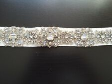 Enzoani Blue Dillon Wedding Dress Belt Size 12 BNWT