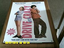 Drive Me Crazy (melissa joan hart) Movie Poster A2