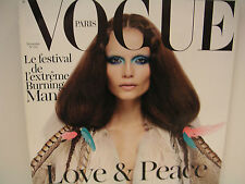NEW: VOGUE PARIS #912 NOVEMBRE (NOVEMBER) 2010 ISSUE NATASHA POLY COVER