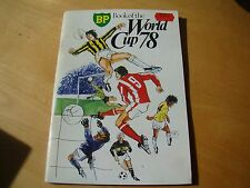 BP BOOK OF THE WORLD CUP 78  DAVID GUINEY