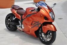 Orange Fairing Injection for 1999-2007 Suzuki GSXR 1300 Hayabusa 2006 2005 2004