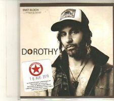 (DT843) Emit Bloch ft P*Nut & Sibyrt, Dorothy - 2010 DJ CD