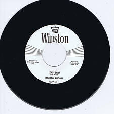 DARRELL RHODES - LOU LOU / I THOUGHT ABOUT YOU (MONSTER ROCKABILLY STROLLER)