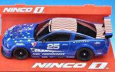 NINCO  55069 FORD MUSTANG  USA   Nuevo 1/32 NEW
