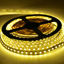 5M 3528 SMD Warm White Non-Waterproof 600 LEDs Strip Super Bright Flexible Light