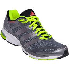 Adidas Mens Response Stability 5 M Running Trainers Q33525 Dark Grey  UK 8.5