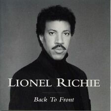 LIONEL RICHIE - BACK TO FRONT - CD NEW SEALED