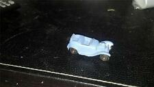Tootsie Toy Roadster. Die Cast Mini Car Light purple 1960s-1970s