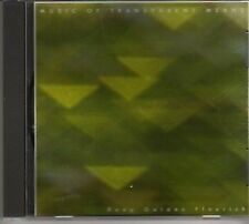 (CD383) Music Of Transparent Means, Deep Golden Flourish - 2004 CD