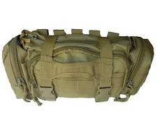 Rapid Response Trauma First Aid Pack Coyote MOLLE Pouch Elite First Aid FA143
