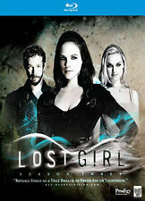 Lost Girl: Season Three (Blu-ray Disc, 2013, 3-Disc Set)