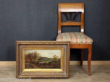 EDWARD A. ATTEYNS ÖL GEMÄLDE ANTIK LANDSCHAFT ENGLAND old oil painting landscape