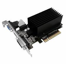 SCHEDA VIDEO PALIT NVIDIA GEFORCE GT710 2GB DDR3 PCI-E DVI HDMI STORE