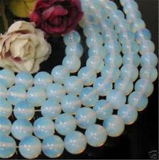 """8mm Sri Lanka Moonstone Round Loose Beads 15"""" KK01"""