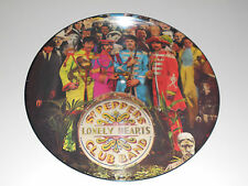 THE BEATLES NM Picture Disc Sgt. Peppers Lonely Hearts Club Band SEAX-11840