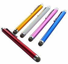 5 x MICRO FIBRE fiber STYLUS PENS for iPADS,TABLETS, iPHONE, SAMSUNG..ANY DEVICE