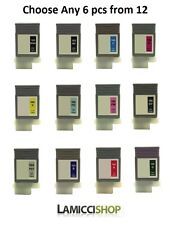 6 Color selection PFI-106 130ml Cartridges for Canon iPF 6400se 6400s 6400 6450