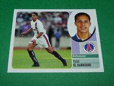 EL KARKOURI PARIS SAINT-GERMAIN PSG PANINI FOOT 2003 FOOTBALL 2002-2003