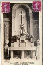 CP 22 Côtes-d'Armor - Lamballe - Eglise Saint-Jean - Monuments aux enfants...