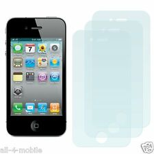 3 x NEW SCREEN PROTECT FILM FOR APPLE IPHONE 4 4G