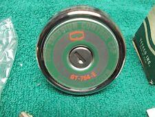 NOS Texaco 1970 Camaro Z/28 RS SS Locking Gas Cap (CALIFORNIA ONLY!) 1970-1/2