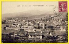CPA France Côte Vermeille 66 - PORT VENDRES (Pyrénées Orientales) Vue Générale