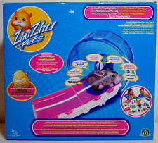 GIG 2010 ZHU ZHU PETS HAMSTER WHEEL & TUNNEL ADD-ON PLAYSET EUROPEAN NEW IN BOX