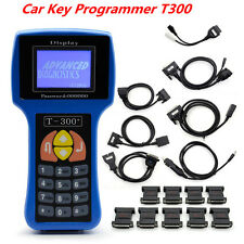 T300 Car Key Programmer Newest Version OBDII 2 Diagnostic Decoder T-Code Scanner