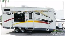 2005 FLEETWOOD GEARBOX 26' TOY HAULER RV TRAVEL TRAILER - SLEEPS 6 - GENERATOR