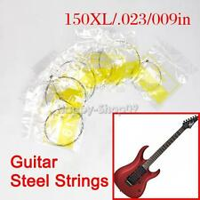 New Acoustic Guitar Set of Electric Guitar 6 Steel Strings XL150/.023/009 in E