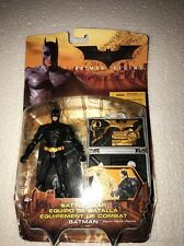 Batman Begins Battle Gear Batman Bale Action Figure - ***FACTORY SEALED***